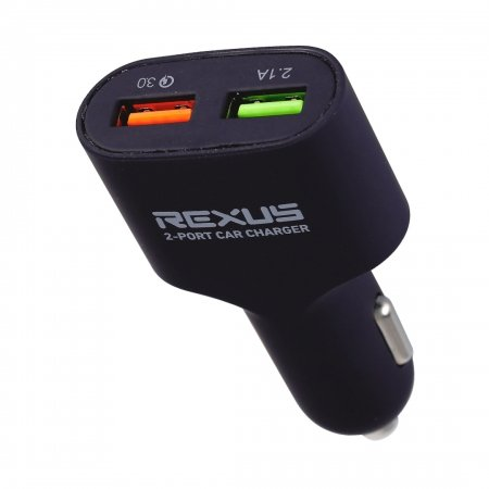 Rexus CA37 car charger