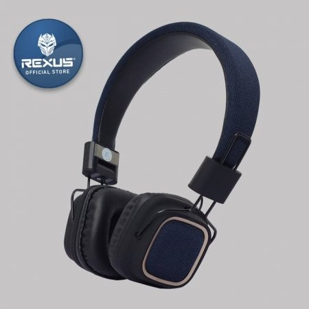 headset bluetooth bt019 blue